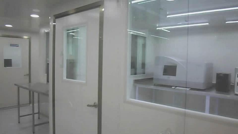 laboratorio  de biología molecular
